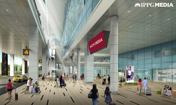Cam Ranh International Terminal (T2) is coming to grand